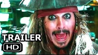 Download PIRATES OF THE CARIBBEAN 5 Official Trailer # 4 (2017) Blockbuster Action Movie HD Video