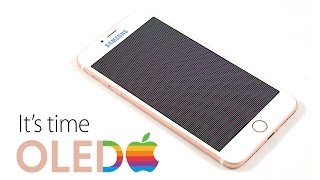 Download Goodbye LCD, iPhone 7 �۪S�۪ Welcomes OLED Display! Video