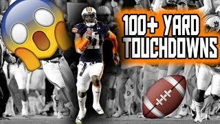 Download NFL 100+ Yard Touchdowns Video