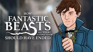 Download How Fantastic Beasts and Where To Find Them Should Have Ended Video