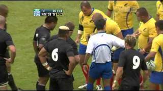 Download Rugby 2007. Pool C. Romania v New Zealand Video