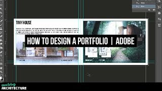 Download How to make a portfolio for Architects in Adobe Photoshop 2! Video
