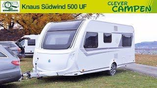 Download Knaus Südwind 500 UF: Was bringt die gründliche Modellpflege? Test-Camper   Clever Campen Video