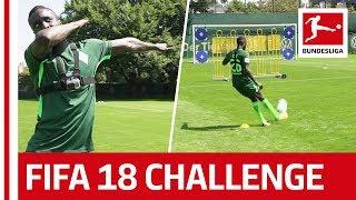 Download Sané, Moisander & Co. - EA SPORTS FIFA 18 Bundesliga Free Kick Challenge - Werder Bremen Video
