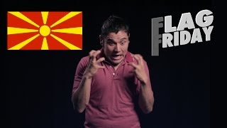 Download Geography Now! Rep. of Macedonia (F.Y.R.O.M) (Flag Friday) Video