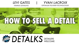 Download DETALKS - How To SELL A DETAIL to your Customers (Including Coatings) Video