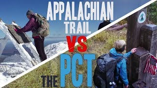 Download The Appalachian Trail vs The PCT Video
