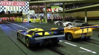 Download Carrera Bahn Underground SpeedRace / McLaren M20 vs. Porsche 917/30 Video