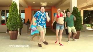 Download CHECK24 - Everybody dance now! // YT Werbung 2015 Video