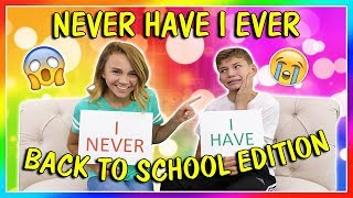 Download NEVER HAVE I EVER | SCHOOL EDITION | We Are The Davises Video