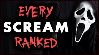 Download Every SCREAM Movie RANKED! Video