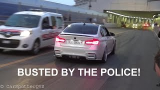 Download POLICE vs SUPERCARS - Top Marques Monaco 2017 Video