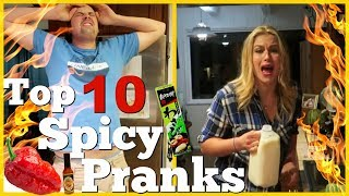 Download WORLD'S HOTTEST PEPPERS PRANKS - Pranksters In Love 2018 Video