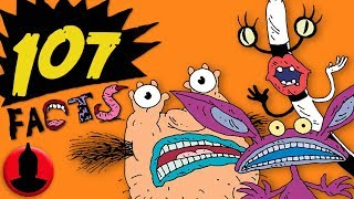 Download 107 Aaahh!!! Real Monsters Facts YOU Should Know! - Nickelodeon Cartoon Facts! (107 Facts S7 E21) Video