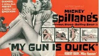 Download Mike Hammer, My Gun Is Quick (1957) Video