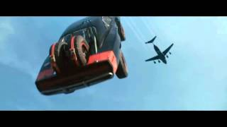 Download FURIOUS 7 Plane Drop Scene Video