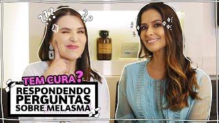 Download Como tratar melasma: tem cura? Com Dra Eveline Bartels   Lu Ferreira   Chata de Galocha Video