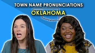 Download We Tried to Pronounce Oklahoma Town Names Video