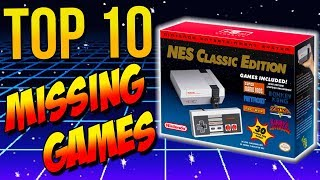 Download Top 10 Games MISSING on the NES Classic Video