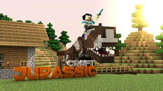 Download Minecraft : Jurassic Craft - Bölüm 33 - EVCİL T-REX ! Video