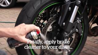 Download Protect your bike after washing | How to | Motorcyclenews Video