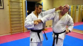 Download Karate Self-Defense #4 : Defense sur coup de poing direct Video