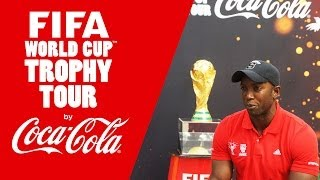 Download FIFA Ambassador Dwight Yorke: 'World Cup was the ultimate' Video