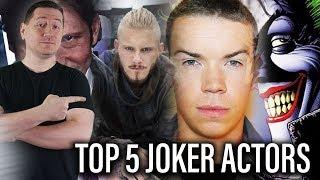 Download Top 5 Actors To Play The New Joker Video