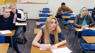 Download Cheating on a Test | Lele Pons Video