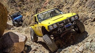 Download Rockcrawling the Isham Canyon Trail - Ultimate Adventure 2016 Video