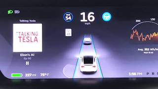 Download Road Test Part 2, 2017.28 c528869 Tesla Software Update Video