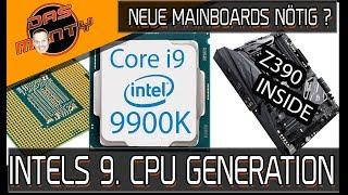 Download Neue Mainboards mit Z390 für Intel Core i9 9900K nötig? - Roadmap zu Icelake aufgetaucht | DasMonty Video