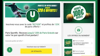 Download Unibet : inscription avec bonus sur Unibet.fr Video