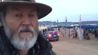 Download Standing Rock- first day a Standing Rock Video