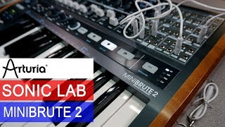 Download Sonic LAB: Arturia MiniBrute 2 Semi Modular Synth Video
