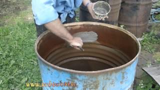 Download Как покрасить бочку для воды Video