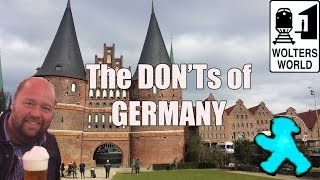 Download Visit Germany - The DON'Ts of Visiting Germany Video