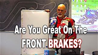 Download Are You Great On The FRONT BRAKES? Video