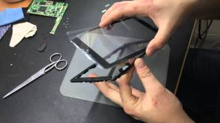 Download Замена тачскрина на планшете Texet Video
