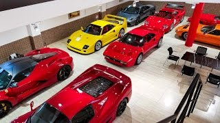 Download The Most Pristine Ferrari Collection in Japan Video