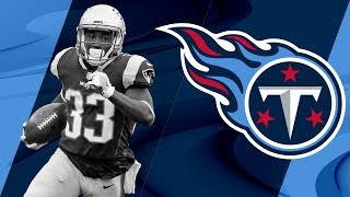 Download Dion Lewis Welcome to the Tennessee Titans | NFL Free Agent Highlights Video