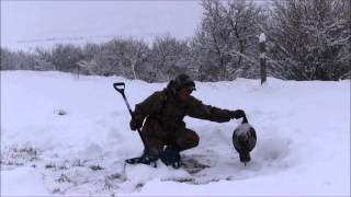 Download How To Hunt Turkeys In The Snow - Mark Kayser Video