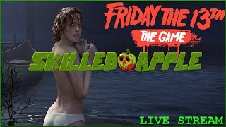Download Happy Monday!? Friday The 13th: The Game #30 - Ultimate PS4 F13 Gameplay Video