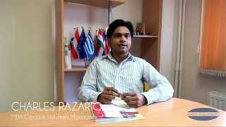 Download Indian Students in Riga and BA School of Business and Finance (SBF) Video
