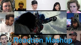 Download Transformers The Last Knight Official Trailer #1 REACTION MASHUP Video