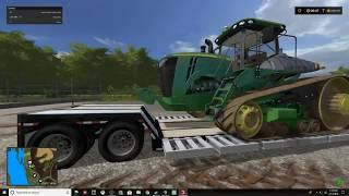 Download Fresh start on UMRV!! Hauling in our FIRST TRACTOR!! Video