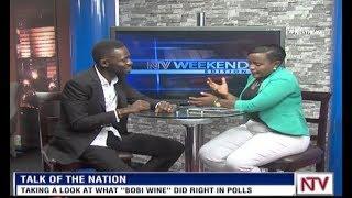 Download Robert Kyagulanyi aka Bobi Wine talks to Sheila Nduhukire about political future Video