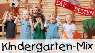 Download Kinderlieder Kindergarten-Mix - Singen, Tanzen und Bewegen    Kinderlieder Video