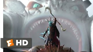Download How to Train Your Dragon 2 (2014) - Drago Attacks! Scene (5/10) | Movieclips Video