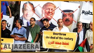 Download Palestinian's denounce US's peace plan before Manama event Video